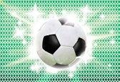 Fotobehang Football | M - 104cm x 70.5cm | 130g/m2 Vlies