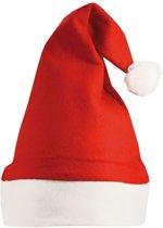 Kerstmuts voor kinderen - Rood