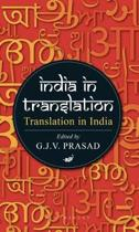 India in Translation, Translation in India