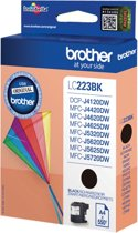 Brother LC-223BK - Inktcartridge / Zwart