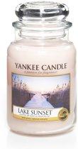 Yankee Candle Lake Sunset - Large Jar