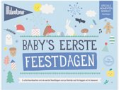 Milestone® Special Moments Booklet - Baby's eerste feestdagen