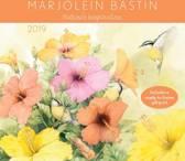Marjolein Bastin 2019 Deluxe Wall Calendar