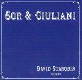 Giuliani: Garyowen etc; Sor: Five Short Pieces etc / David Starobin