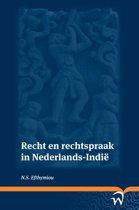 Recht en rechtspraak in Nederlands-Indie