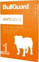 BullGuard Anti-Virus\1 Year BEL\3 PC\Tuck-In Box     \\Retail