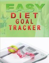 Easy Diet Goal Tracker