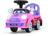 Milly Mally Ride On Joy Loopwagen Junior Roze/paars