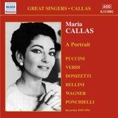 Portraits of Maria Callas