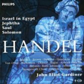 Israel In Egypt (Complete)/Jephtha (Complete)/Saul(C