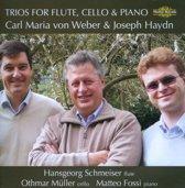 Trios For Flute, Cello & Piano