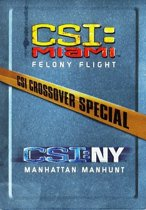 CSI - Crossover Miami / New York (Steelbook)