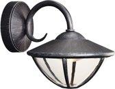 Massive Messina Wandlamp LED Grijs - 7.5W