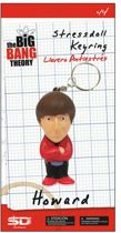 Merchandising BIG BANG THEORY - Stress Doll Keychain - Howard (8 Cm)