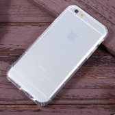 Transparante Apple iPhone 6 Plus / 6(S) Plus Hoesje met Bumper