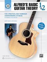 Alfred's Basic Guitar Theory, Bk 1 & 2
