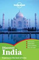 Lonely Planet: Discover India (1st Ed)
