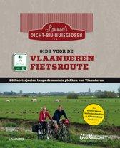 Boek cover GIDS VOOR DE VLAANDEREN FIETSROUTE van Grote Routepaden