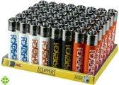 Clippers Aansteker - 48 stuks- Aansteker, Vuursteen aansteker, vuursteenaasteker, vuurwerk, koken, Vuurwerk - Kaarsen- Hervulbaar