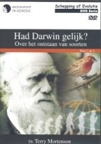 Mortenson, Dvd had Darwin gelijk