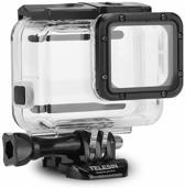 Pro Series Waterproof Housing voor GoPro Hero (2018) / 5 / 6 / 7 BLACK / 7 ZILVER / 7 WHITE  - Transparant