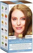 Tints Of Nature Haarkleuring - 7D Medium Goudblond