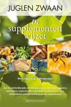 Boek cover De supplementenwijzer van Juglen Zwaan (Paperback)