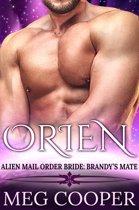 Alien Mail Order Bride: Brandy