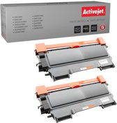 Activejet Promo Pakket Brother 2 x Toner TN-2220/TN-2210/TN-2010