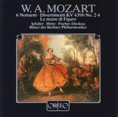 Mozart Notturni, Divertimenti