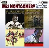 Three Classic Albums Plus (The Wes Montgomery Trio