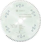Bosch - Cirkelzaagblad Top Precision Best for Laminated Panel Abrasive 250 x 30 x 3,2 mm, 80