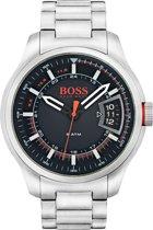 Hugo Boss Orange HO1550004 Horloge - Staal - Zilverkleurig - 46mm