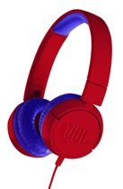 JBL Kids JR300 - On-ear - kinder koptelefoon - Rood