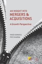 An Insight into Mergers and Acquisitions