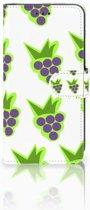 Xiaomi Mi A2 Lite Uniek Boekhoesje Druiven