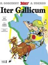 Asterix latein 5 -  Iter Gallicum - Latijn