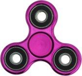 METALLIC roze Fidget spinner/hand spinner
