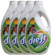Dreft Regular - 4 x 30 Wasbeurten (120) - Wasmiddel - Voordeelverpakking