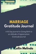 Marriage Gratitude Journal