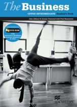 The Business Upper Intermediate Student Book and DVD Pack