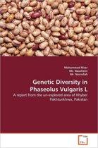 Genetic Diversity in Phaseolus Vulgaris L