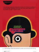 Poster-Clockwork Orange-Kubrick-68x98cm
