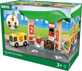 BRIO Bus en treinstation - 33427
