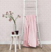 Snoozing - Uni - Fleece - Plaid - 150x200 cm - Rose