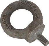 FAB oogbout, staal, le 17mm, draadmaat (M..) 10, inw oogdiameter 25mm
