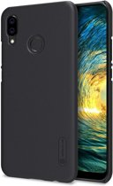 Nillkin Frosted Shield Backcover voor de Huawei P20 Lite - Black