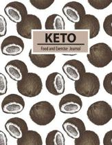 Keto Food and Exercise Journal