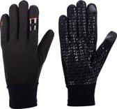 BBB BWG-11W Raceshield Fietshandschoenen - Maat S - Zwart