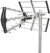 Outdoor TV Antenna | Max. 13 dB Gain | UHF: 470 - 698 MHz